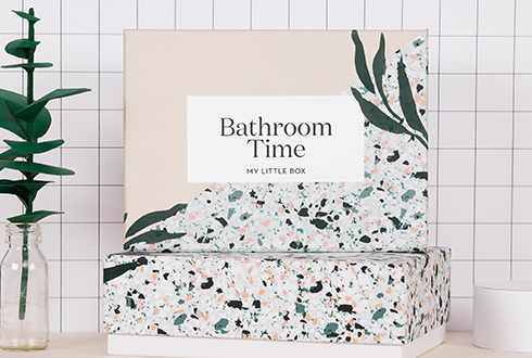 Bathroom Time Box