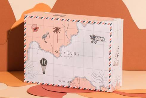 Souvenirs de voyages Box
