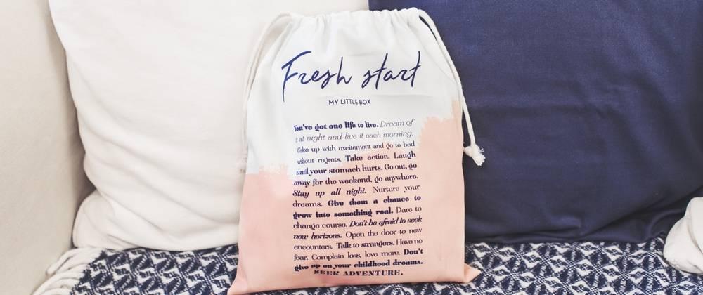 Fresh Start Box