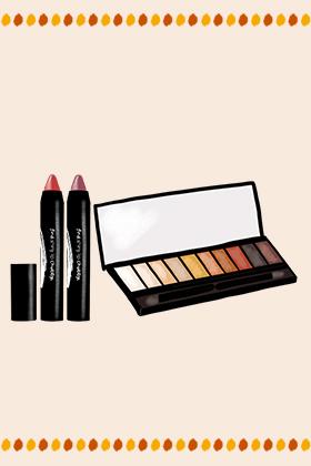 Eyeshadow Palette & Lip Kit