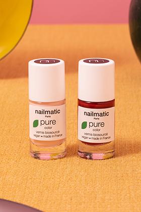 Vernis à ongles biosourcé Pure Color