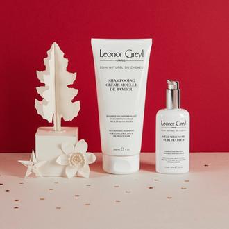 Shampooing Crème Moelle de Bambou & Sérum de Soie sublimateur Leonor Greyl