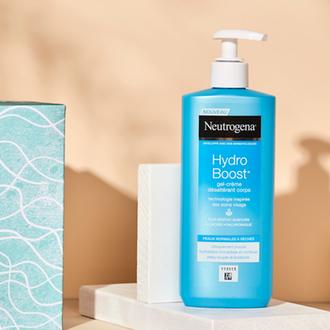 Gel-crème désaltérant corps Hydro Boost® - NEUTROGENA®