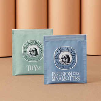 Infusion Thym - Infusion des marmottes